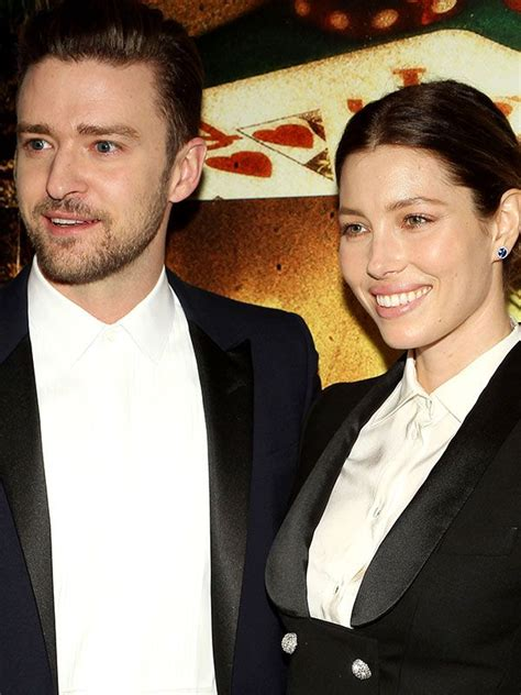 celebrity look alike couples justin timberlake jessica biel might be expecting twins