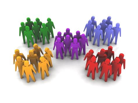 groups  people concept  stock photo