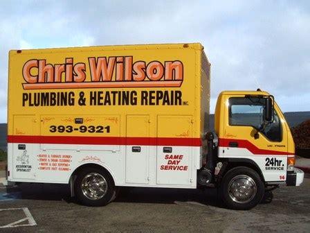 Wilson Plumbing Supplies by Chris Wilson Plumbing Heating Repair