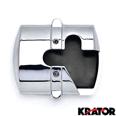 rubber st pad krator chrome brake pedal heel shift pad cover rubber