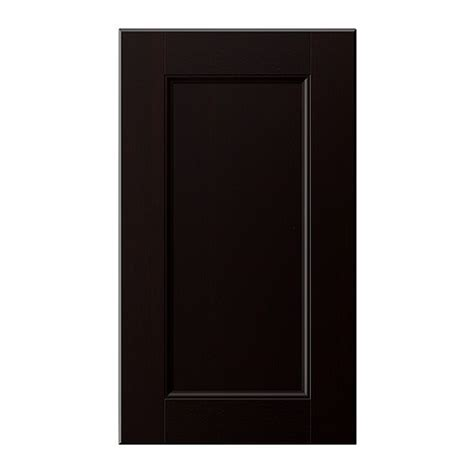 Black Kitchen Cabinet Doors Kitchens Kitchen Supplies Ikea