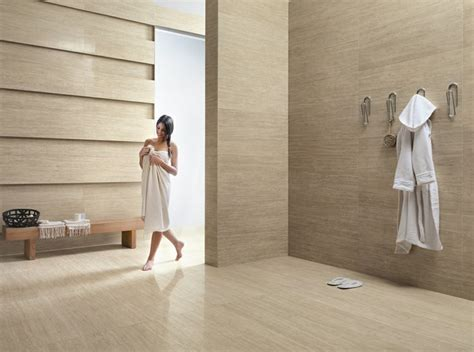 pavimento kerlite kerlite quot travertino quot by cotto d este a tile only 3mm thick