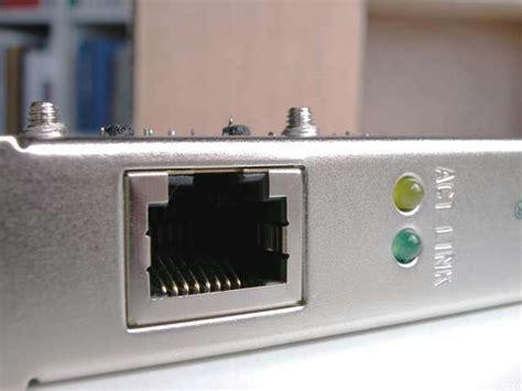 entrada lan como instalar una tarjeta de red lan ethernet