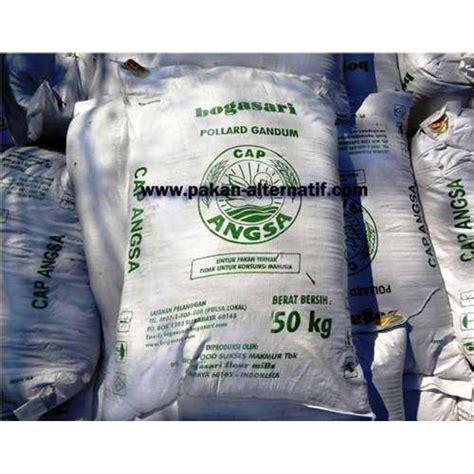 Pakan Udang Di Surabaya jual pollard gandum brend wheat pollard pakan ternak