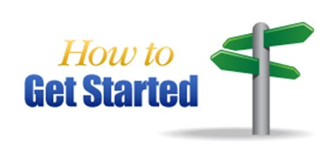 how did get started how to get started on your path to financial freedom