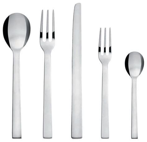 modern flatware sets santiago cutlery contemporary flatware and