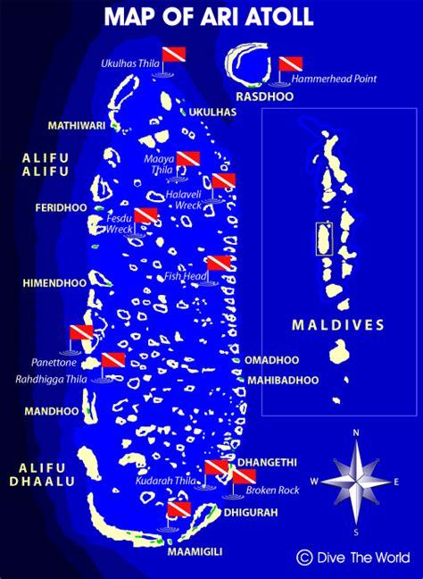 maldives map vector 2 ari atolls diving map s 246 k p 229 maldives diving