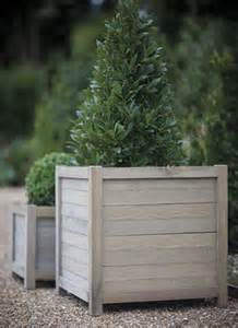 Large Wooden Planters Best 25 Large Wooden Planters Ideas On Wooden