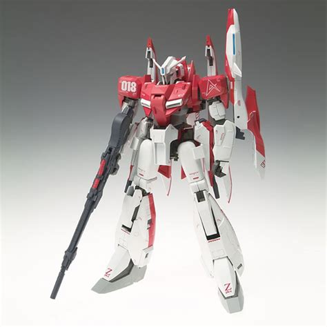 Gundam Zeta Plus gundam fix figuration metal composite msz 006 zeta plus the toyark news