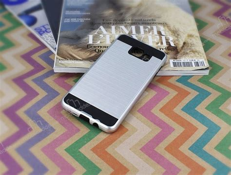 Myuser Iron Samsung Galaxy A5 2017 Gold eiroo iron shield samsung galaxy a5 2016 ultra koruma