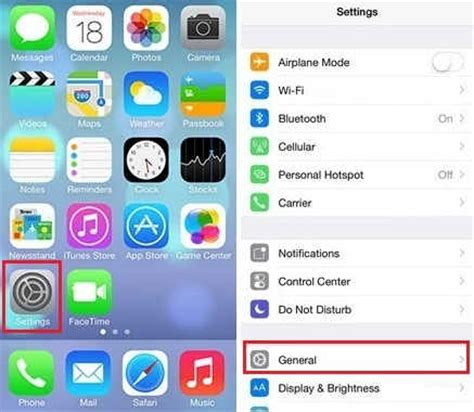 turn on accessibility shortcut access iphone home button