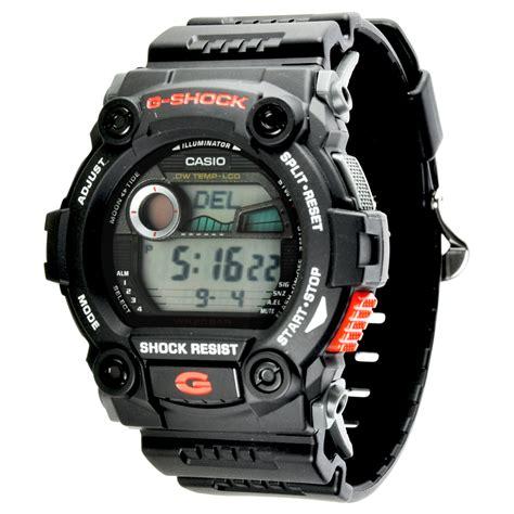 Casio Gshock G 7900 A pin casio g 7900 1er shock tide graph s black