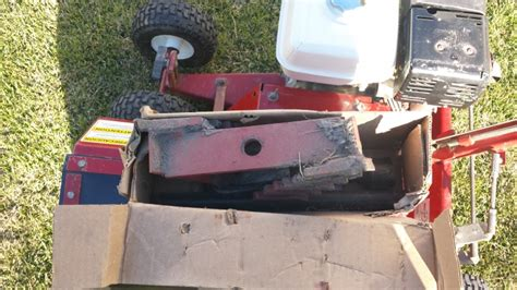 brown bed edger brown model f781h bededger 1800 lawnsite