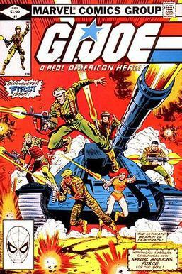 Komik Jadul Gi Joe No3 g i joe a real american marvel comics