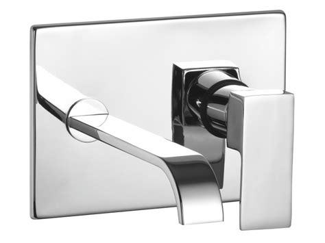 wall mounted bath filler and shower alert interior