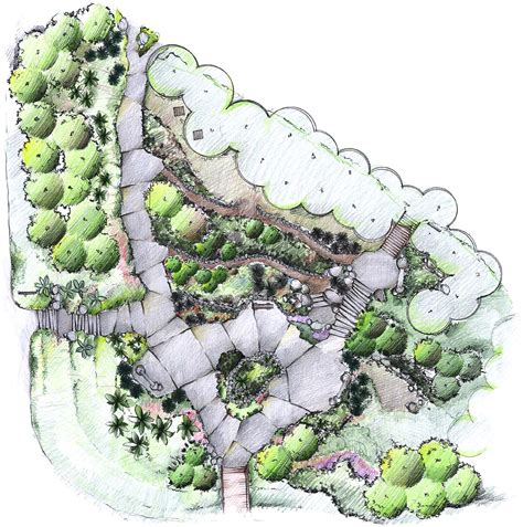 Landscape Architecture Graphics Lae Garden Photo Album