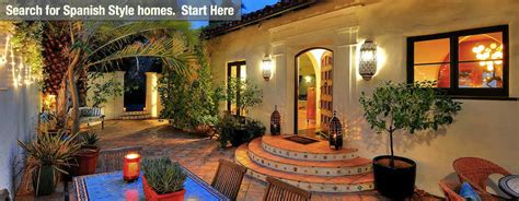 Houses With Courtyards In The Middle Spanish Style Homes For Sale La Listings