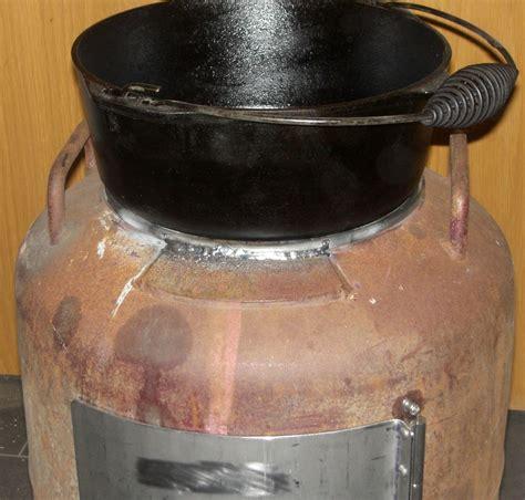terrassenofen aus bauchiger gasflasche grillforum und