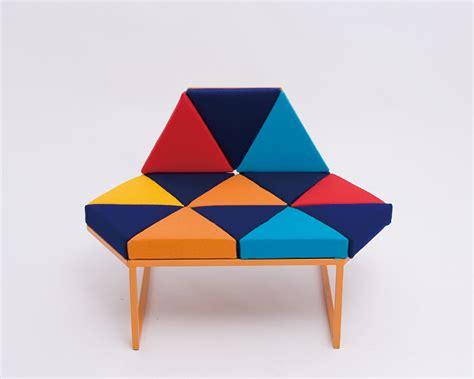triangle sofa takuya horikawa