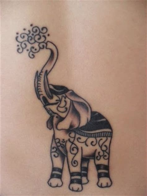 indian elephant tattoo 16 beautiful tribal elephant only tribal