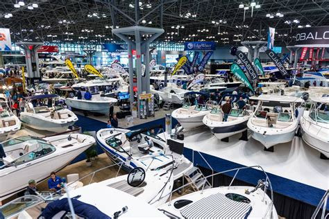 nyc boat show 2018 new york boat show the official guide to new york city