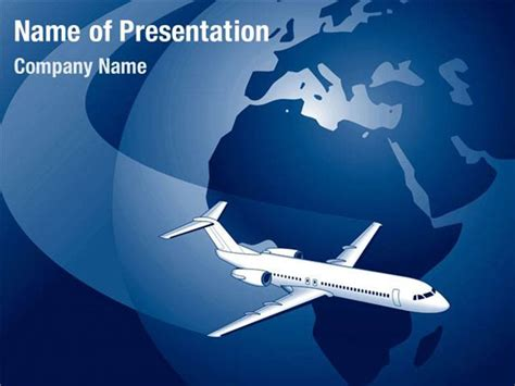 official air powerpoint template airway powerpoint templates airway powerpoint