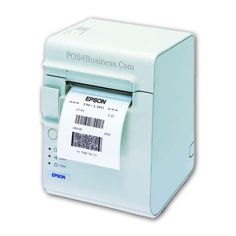 Printer Barcode Epson epson tm l90 label and barcode printer