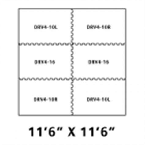 10 x 12 stall mats stall mat kit 10x10 ft punter top mats