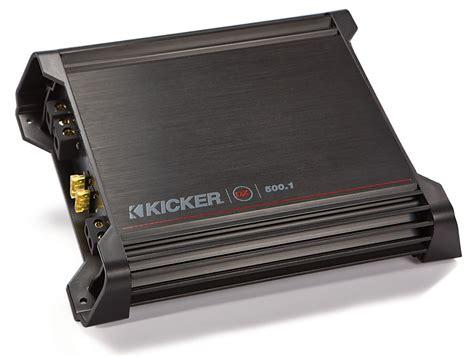 Kickers Alnea Low 37 43 kicker cvr15 15 quot rearfire subwoofer box w dx500 1
