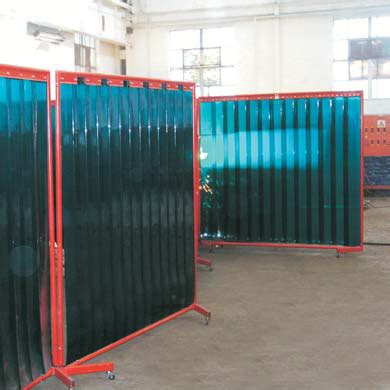 welding curtains suppliers dockleveller welding and safety screens