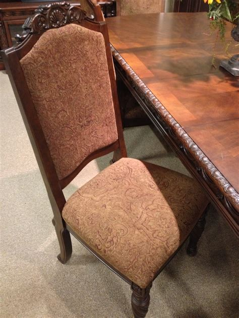 north shore dining chair at ashley furniture in