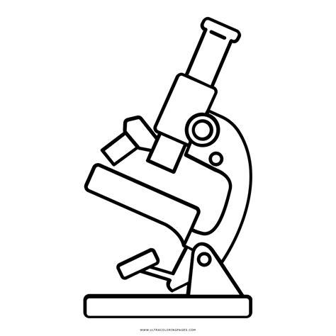 imagenes de un microscopio para dibujar faciles dibujo de microscopio para colorear ultra coloring pages