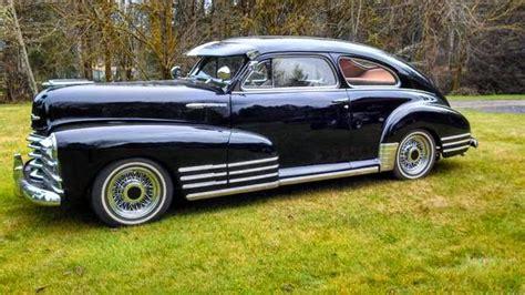 chevrolet fleetline fully restored auto restorationice