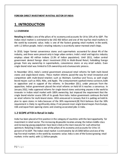 Direct Essays Free by Foreign Direct Investment Term Paper 187 Help On Writing A Cause And Effect Essay