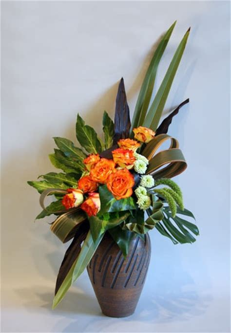 flower arrangements design new garden club journal dramatic creative floral designs