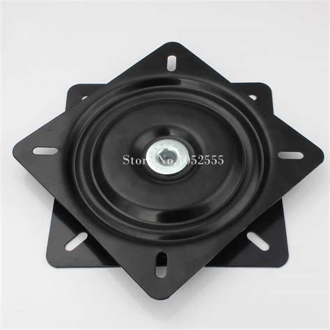 10 Quot High Quality Swivel Plate Mounting Plate For Swivel Chair Swivel Plate