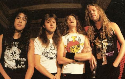 Metallica Kirk Hammett Original Gildan Size S M L Xl image gallery metallica 1988