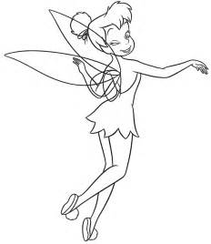 tinkerbell coloring pages coloring tinkerbell coloring pages
