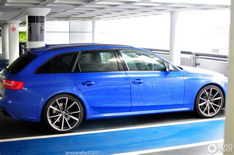 Audi Rs4 Nogaro Selection by Audi Rs4 Avant B8 Nogaro Selection 26 January 2017
