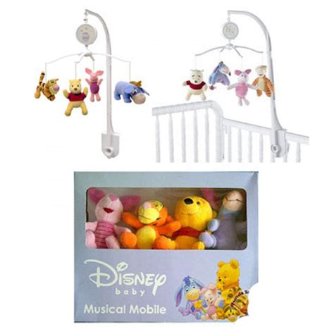 Mainan Di Box Bayi Murah disney baby musical mobile pooh friends mainan di box bayi lazada indonesia