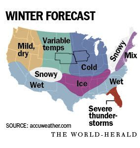 winter outlook for nebraska, western iowa more uncertain