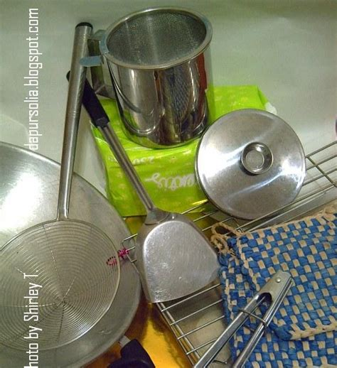 Wajan Besar Stainless dapur solia tips menggoreng american risoles amris