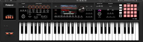 roland fa 06 workstation encyclotronic