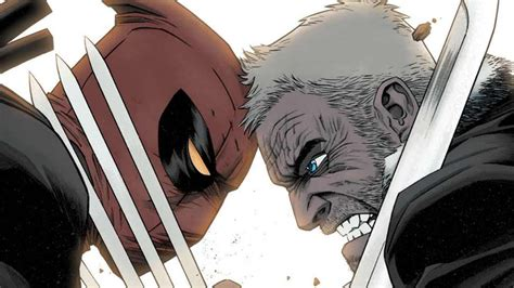 deadpool vs logan marvel pits deadpool vs logan in new miniseries