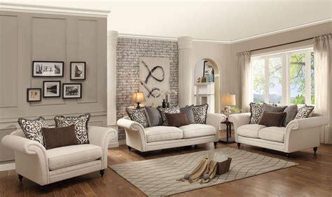 cream living room furniture vicarrage cream living room set from homelegance coleman