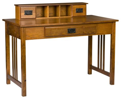 Craftsman Desk by Desk Mission Oak Craftsman Desks And