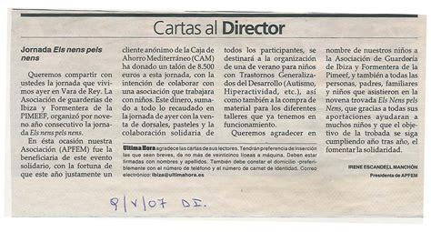 Carta Formal Al Director i medios de comunicaci 243 n de masa mass media t 233 cnicas de la comunicaci 243 n y escrita