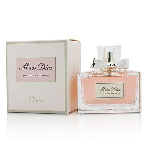 Miss Absolutely Blooming Edp 100ml Parfum Wanita Tester christian miss absolutely blooming edp spray fresh