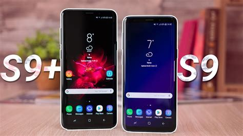 r samsung s9 samsung galaxy s9 and s9 review