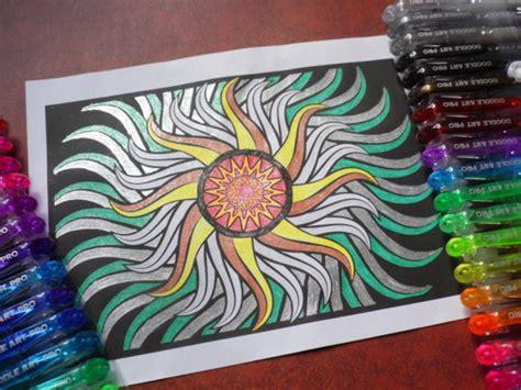 doodle pro pen doodle pro 40 glitter pens set suziq creations